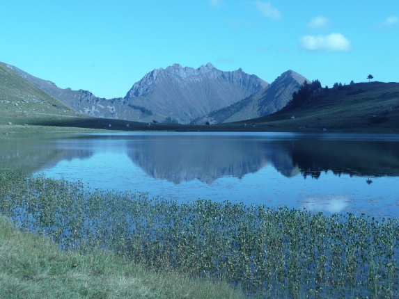 Le lac du Roy